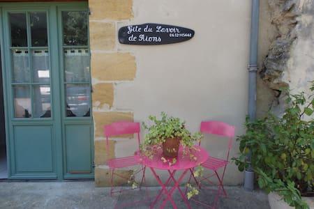 Gîte du Lavoir 3 * près de Bordeaux - House