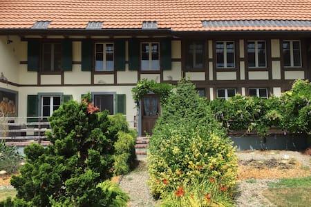 Apartament dans une ferme rénovée - Villa