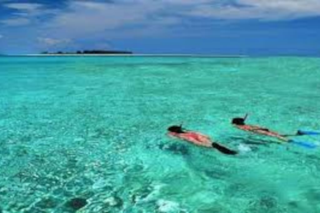 Tidung Island Heavenly Destinations