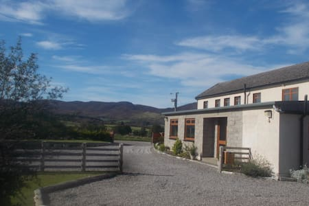 Single Room Highland Guesthouse - Edderton - Bed & Breakfast
