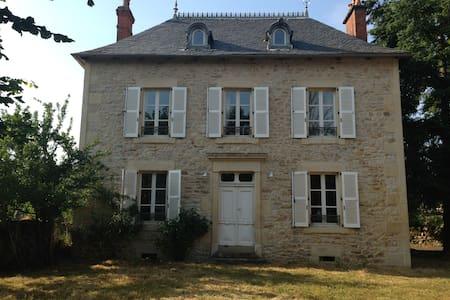 Maison bourgeoise et bucolique - Gabriac - Haus