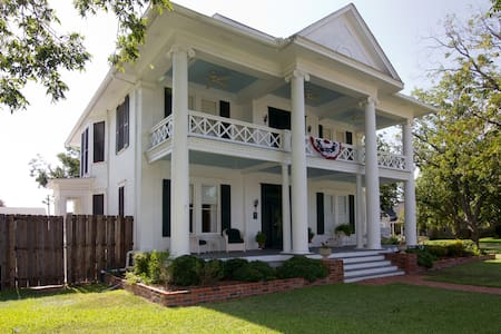 Pecan Manor B & B in Taylor TX - Penzion (B&B)