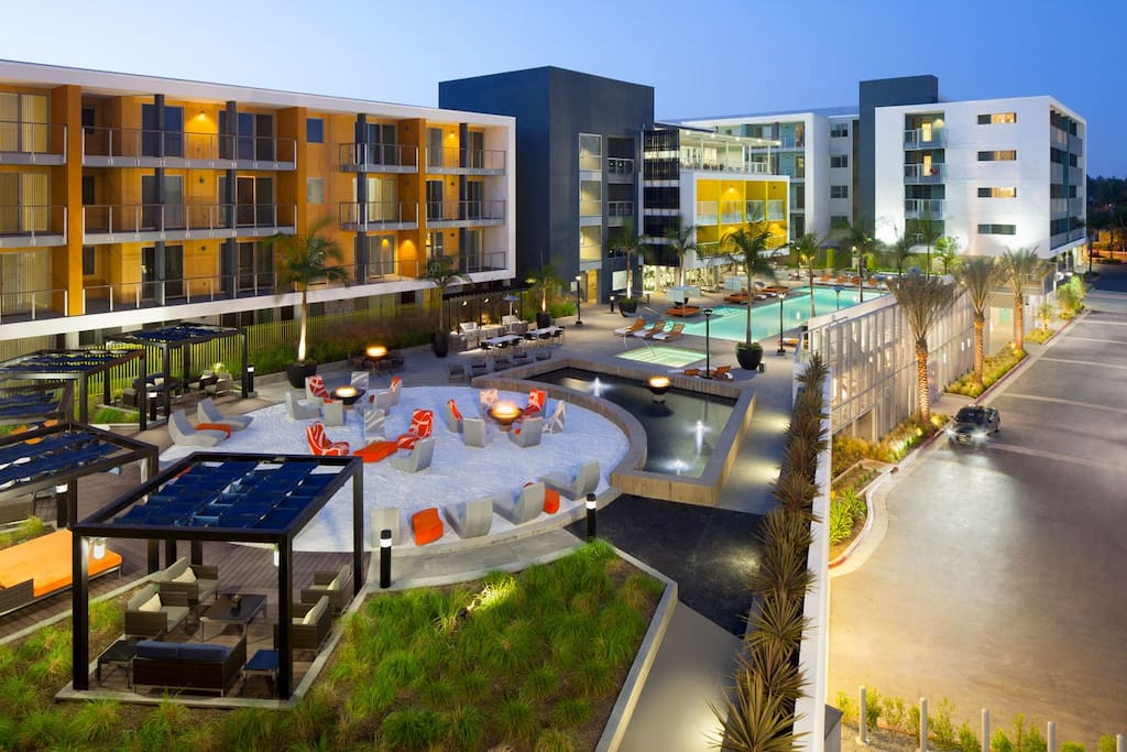 New complex has all the luxuries and amenities of a 5-star resort