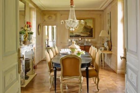 Le Clos Valois - 17c Manor House - Dům