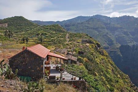 Haus im Naturschutzgebiet mit Blick - Haus