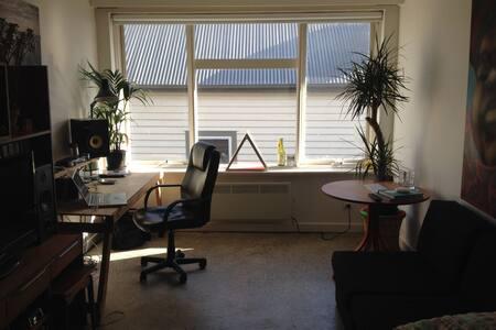 Large Light & Bright Private APT - Brunswick - Apartment