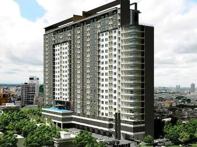 The room is 28 sq.m. on the 19th floor with full furnished equipments in BANGKOK at Sukhumvit area.  It is located close to BTS just 3 minutes walk. Around the area of this accommodation is tranquil and you able to find and touch real Thai cultures.