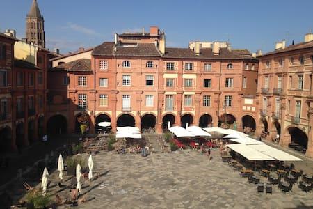 Emplacement unique au coeur historique de la cité - Montauban - Appartement