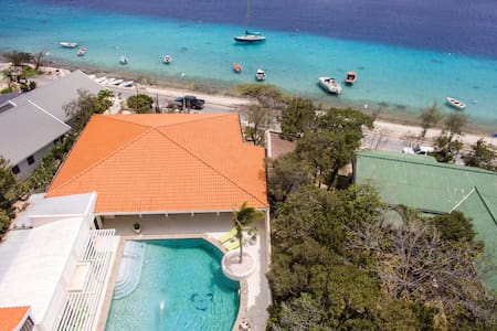 Appartment direct at azure blue sea - Apartamento