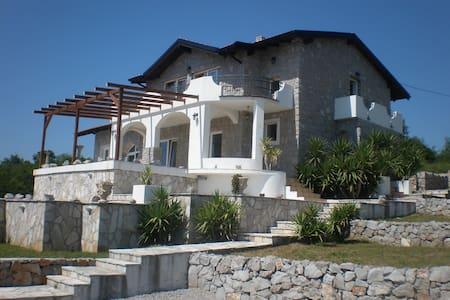 Stone House, Cozy Interior - Krimovica - Villa