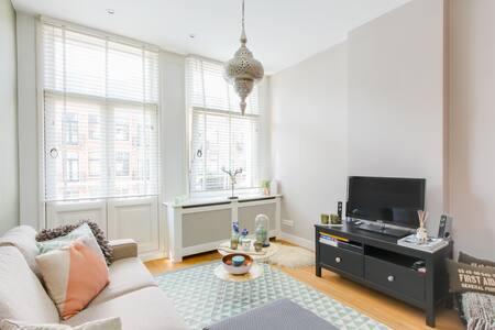 Trendy City Apartment in 'De Pijp'