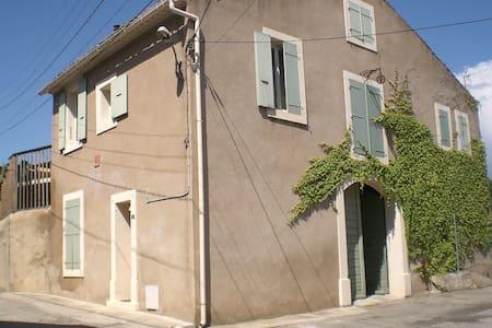 Gîte rural rue Gardiole - Rumah