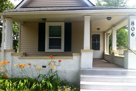 Comfortable, clean room near Notre Dame - South Bend - House