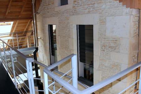 2 chambres d'hôtes en Normandie - Huis