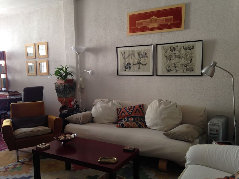 Great apartment in downtown, Madrid