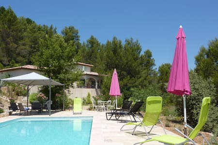 Correns - Provence - APPARTEMENT F2 - Apartment