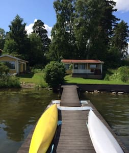 Island cottage close to city center - Cabin