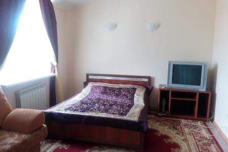 Однокомнатная студия, с видом ГЛЦ - Yakty Kul' - Apartment