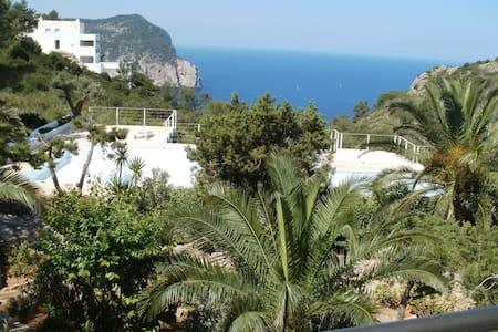 Appartement vue imprenable sur mer - San Miguel - IBIZA