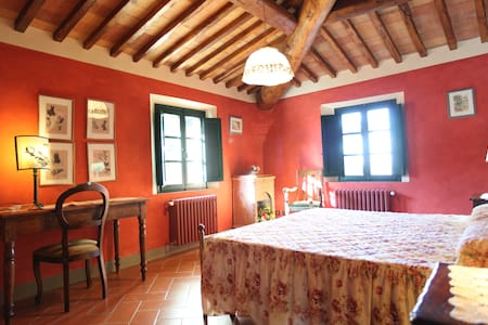 A1 - large apartment in charming resort - Pastine, Barberino Val d'Elsa