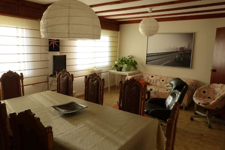 Piso de 4 habitaciones en Sanxenxo - Apartamento