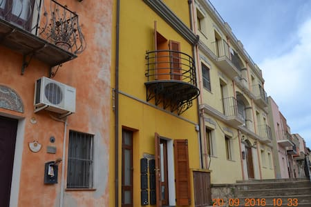 Studio in the historic center Bc - Sant'Antioco