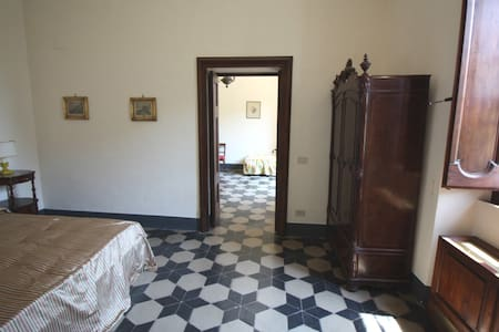 Camera Leccio Villa Antica Offagna - Villa