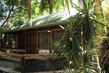 Ti-Tree Village - Deluxe Spa Cottage - Chalet