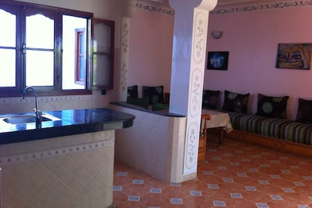 Refurbished apartment in Asilah - Wohnung