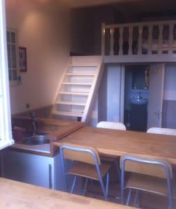 Studio proche gare et place Morny - Deauville - Huoneisto