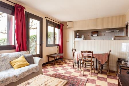 Maison front de mer, deux jardins - Valras-Plage - House