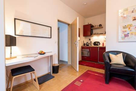 Charmantes  kleines Appartement - Darmstadt - House