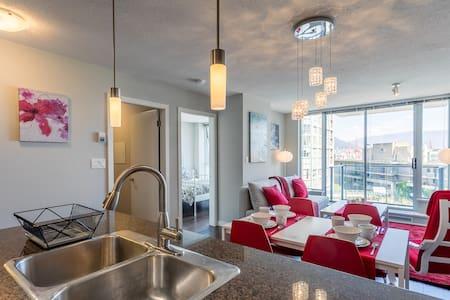 Best Location in VANCOUVER!!! - Vancouver - Appartamento