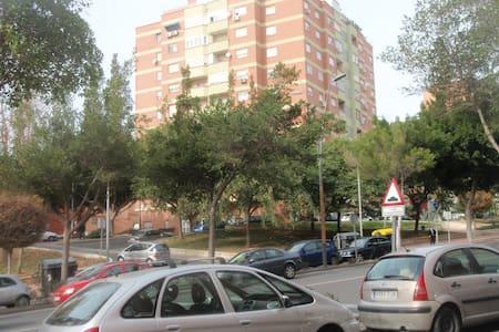 Piso con excelentes vistas - Almería