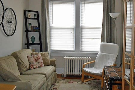 Cozy apartment in Columbia Heights - Washington - Apartment