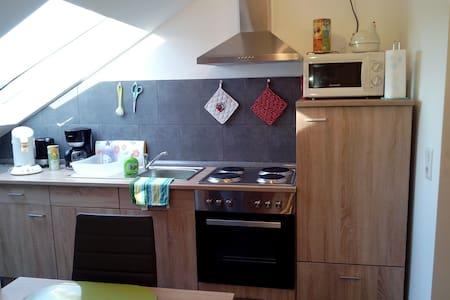 Gemütliche Wohnung für 2 -4 Personen - Pirmasens - Apartment