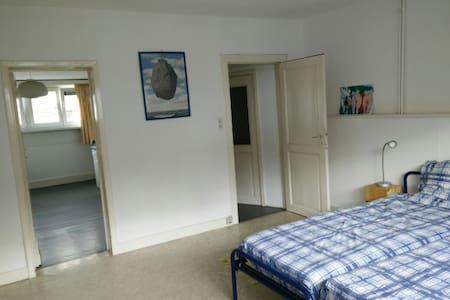 flat in the nice area of chatelain