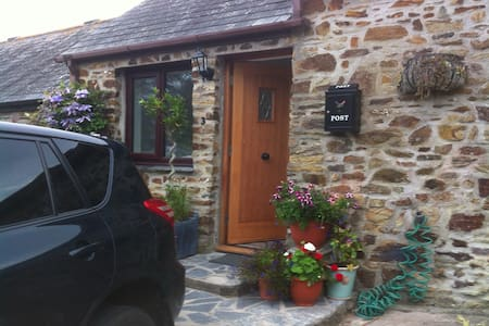 Cosy Barn,unspoilt Cornwall - Bed & Breakfast