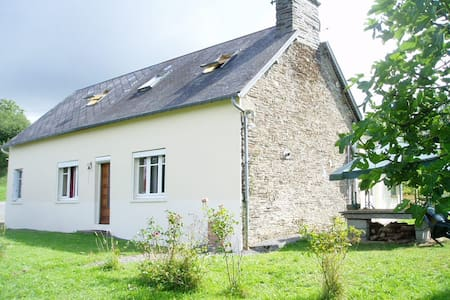 Large Normandy Farmhouse sleeps 16 - Saint-Laurent-de-Cuves - Rumah