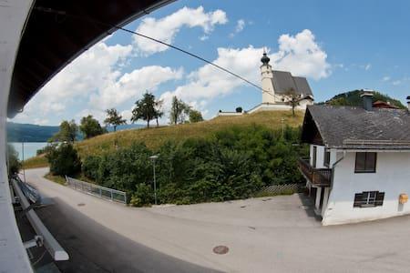 Wohnung in Seenähe & Gebirgsblick - Lakás