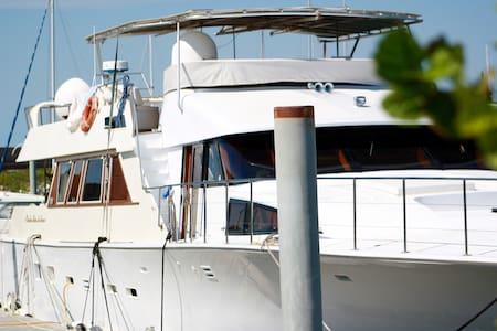 Cabine Matelot sur un Yacht de luxe - Boat