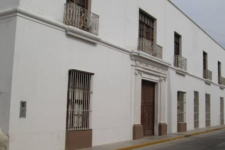 This property is Lambayeque´s Cultural Patrimony, originally built in the XIX century, totally renovated and is located 15 minutes from Chiclayo´s center, in the province of Lambayeque. Cultural attractions –SipanTumbas Reales'-Brüning Museum.