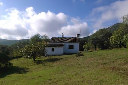 Preciosa casa rural en los cotos - Rumah