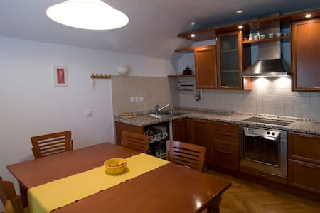 Clean and comfy apartment in Bled - Daire