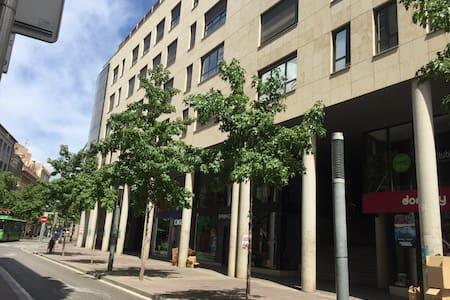 Apartamento muy acogedor en el centro de Manresa - Wohnung