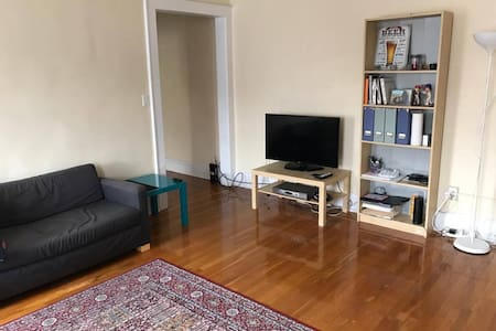 Quite and cosy 1BR apartment (close to NYC). - Kearny - Lakás