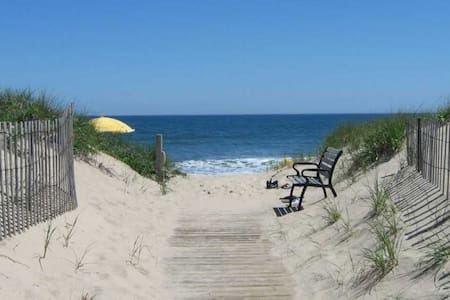 HAMPTONS,EQ,NY, ZEN ARTIST RETREAT - East Quogue - Casa