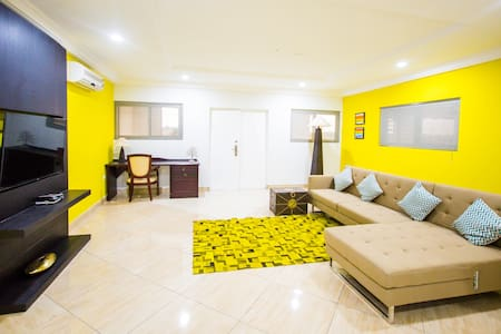 3 Bedroom Apartment - Accra - Leilighet