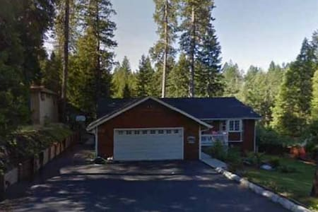 Scotts Flat Lake Retreat - Nevada City