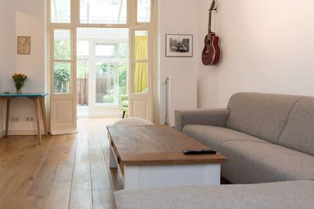 Charming garden apartment
